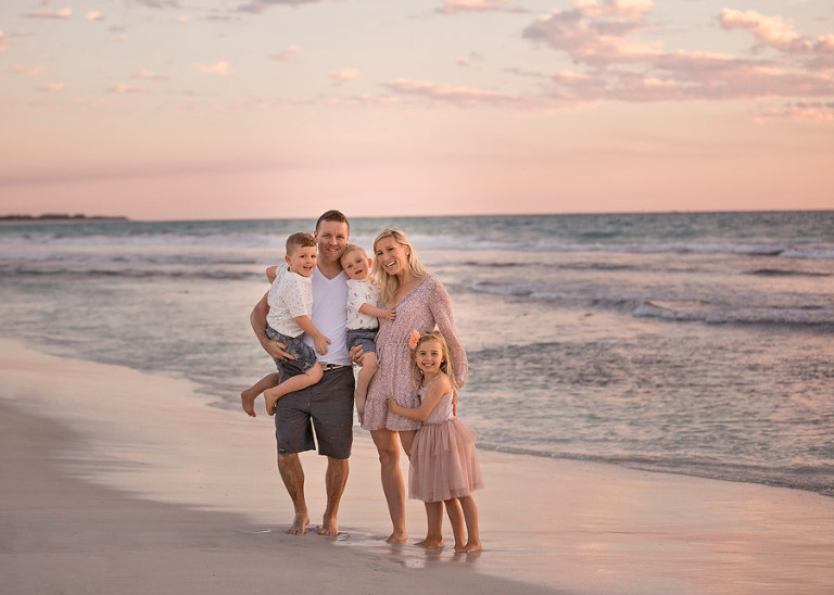 Family portraits Perth photographer